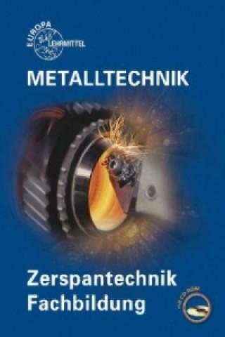 Metalltechnik, Zerspantechnik Fachbildung
