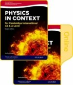 Physics in Context for Cambridge International as & A Level 2nd Edition