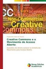 Creative Commons e o Movimento de Acesso Aberto