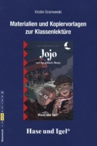 Materialien und Kopiervorlagen zur Klassenlektüre Jojo und das geklaute Handy
