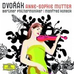 Anne-Sophie Mutter - Dvorak, 1 Audio-CD