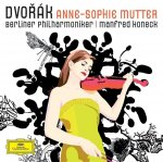 Anne-Sophie Mutter - Dvorak, 1 Audio-CD + 1 DVD (Deluxe-Edition)