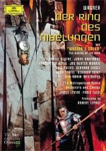 Der Ring des Nibelungen and Wagner's Dream, The Making of the Ring, 8 DVDs