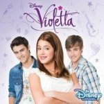Violetta, 1 Audio-CD (Soundtrack)