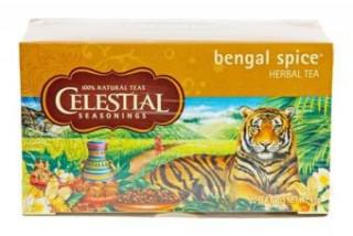 Celestial Seasonings, Bengal Spice, Tee-Aufgussbeutel