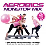 Aerobic Nonstop Mix, 4 Audio-CDs