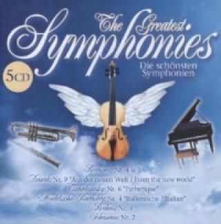 The Greatest Symphonies. Die schönsten Sinfonien