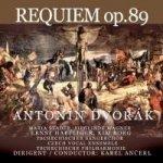Requiem Op. 89, 2 Audio-CDs