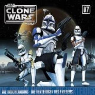 Star Wars, The Clone Wars - Die Bruchlandung - Die Verteidiger des Friedens
