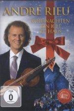 André Rieu - Weihnachten bin ich zu Haus, 1 DVD