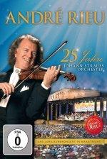 André Rieu - 25 Jahre Johann Strauß Orchester, 1 DVD