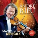 André Rieu & The Johann Strauss Orchestra, Magic Of The Musicals, 1 Audio-CD