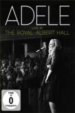 Adele - Live At The Royal Albert Hall, 1 DVD u. 1 Audio-CD