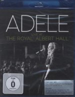 Adele - Live At The Royal Albert Hall, 1 Blu-ray u. 1 Audio-CD