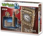 Big Ben & House Of Parliament - Queen Elisabeth Tower 3D (Puzzle)