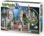Neuschwanstein Castle - 3D (Puzzle)
