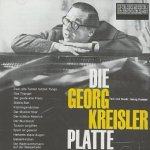 Die Georg Kreisler Platte, 1 Audio-CD