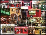 Irish Pubs Collage (Puzzle)
