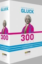 Christoph Willibald Gluck - 300 years, 3 DVDs