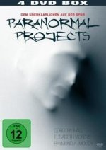 Paranormal Projects, 4 DVDs