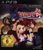 Disgaea Dimensions 2, A Brighter Darkness, PS3-Blu-ray Disc