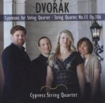 Quartet op.106 and Cypresses, 1 Audio-CD