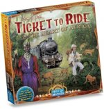 Ticket to Ride, The Heart of Africa (Spiel-Zubehör)