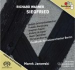 Siegfried, 3 Audio-CDs