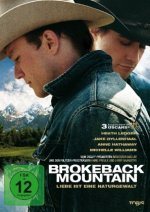 Brokeback Mountain, 1 DVD, deutsche u. englische Version