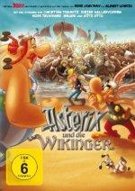 Asterix und die Wikinger, 1 DVD, deutsche u. englische Version