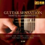 Guitar Sensation. Gitarrenwerke, 2 Audio-CDs