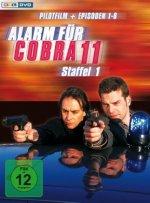 Alarm für Cobra 11. Staffel.1, 3 DVDs