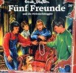 Fünf Freunde und die Perlenschmuggler, 1 Audio-CD