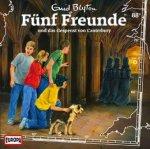 Fünf Freunde und das Gespenst von Canterbury, 1 Audio-CD