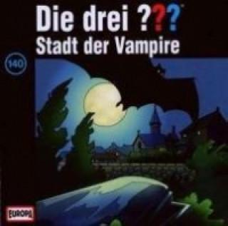 Die drei ??? - Stadt der Vampire