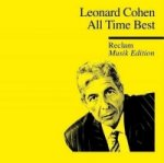 Leonard Cohen - All Time Best, 1 Audio-CD