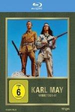 Winnetou I - III, 3 Blu-rays