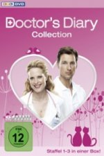 Doctor's Diary Collection, Saffel 1-3, 6 DVDs