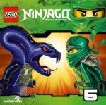 LEGO Ninjago, 2. Staffel, Rettung in letzter Sekunde; Finsternis zieht herauf; Piraten gegen Ninja, Audio-CD