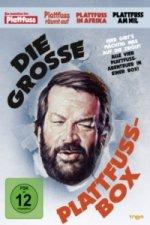 Bud Spencer - Die Plattfuß-Box, 4 DVDs