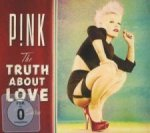 The Truth About Love, 1 Audio-CD + 1 Bonus-DVD (Fan Edition)