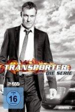 Transporter - Die Serie, 3 DVDs. Staffel.1