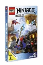 LEGO Ninjago. Staffel.3.2, 1 DVD