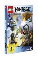LEGO Ninjago. Staffel.3.1, 1 DVD