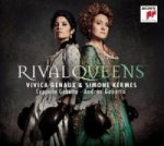 Simone Kermes & Vivica Genaux - Rival Queens, 1 Audio-CD