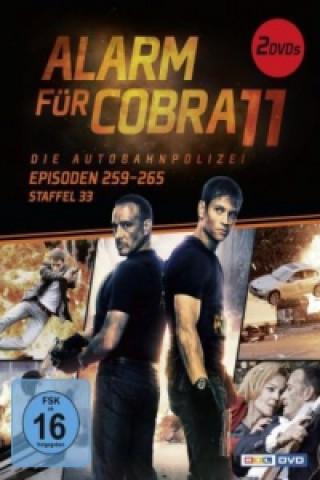Alarm für Cobra 11. Staffel.33, 2 DVDs