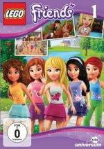 LEGO Friends. Tl.1, 1 DVD