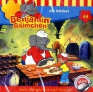 Benjamin Blümchen als Bäcker