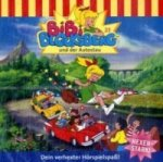 Bibi Blocksberg und der Autostau, 1 Audio-CD