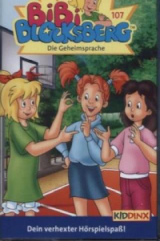 Bibi Blocksberg - Die Geheimsprache, 1 Cassette